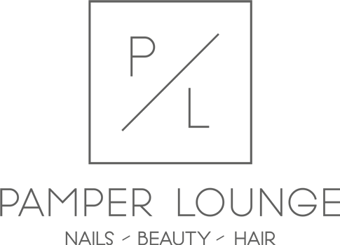 Pamper Lounge Website Logo