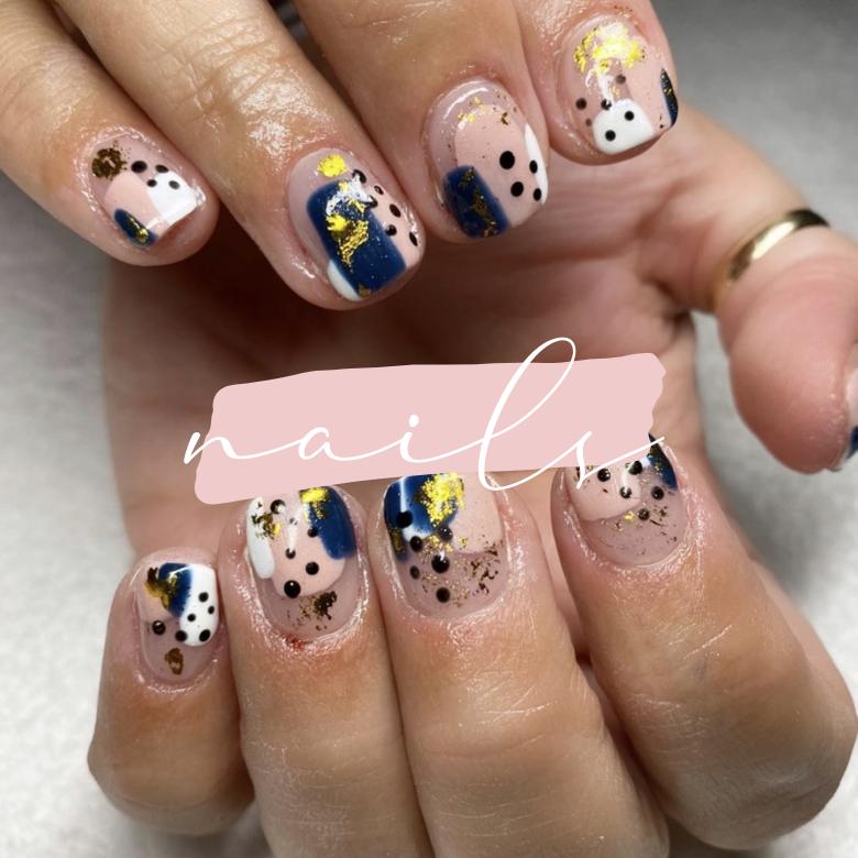 Nails Hover