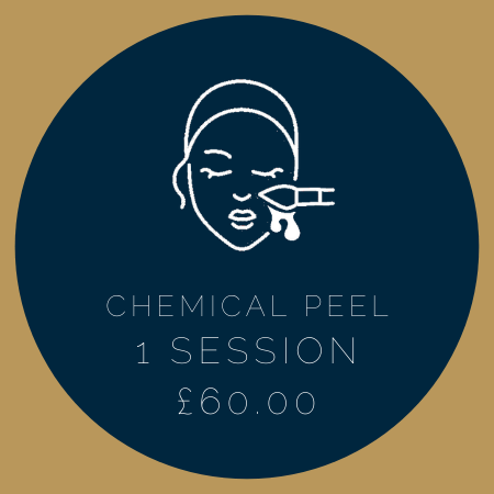 CHEMICAL PEEL 1 SESSION £60.00 (1)