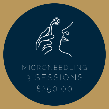 MICRONEEDLING 3 SESSIONS £250.00